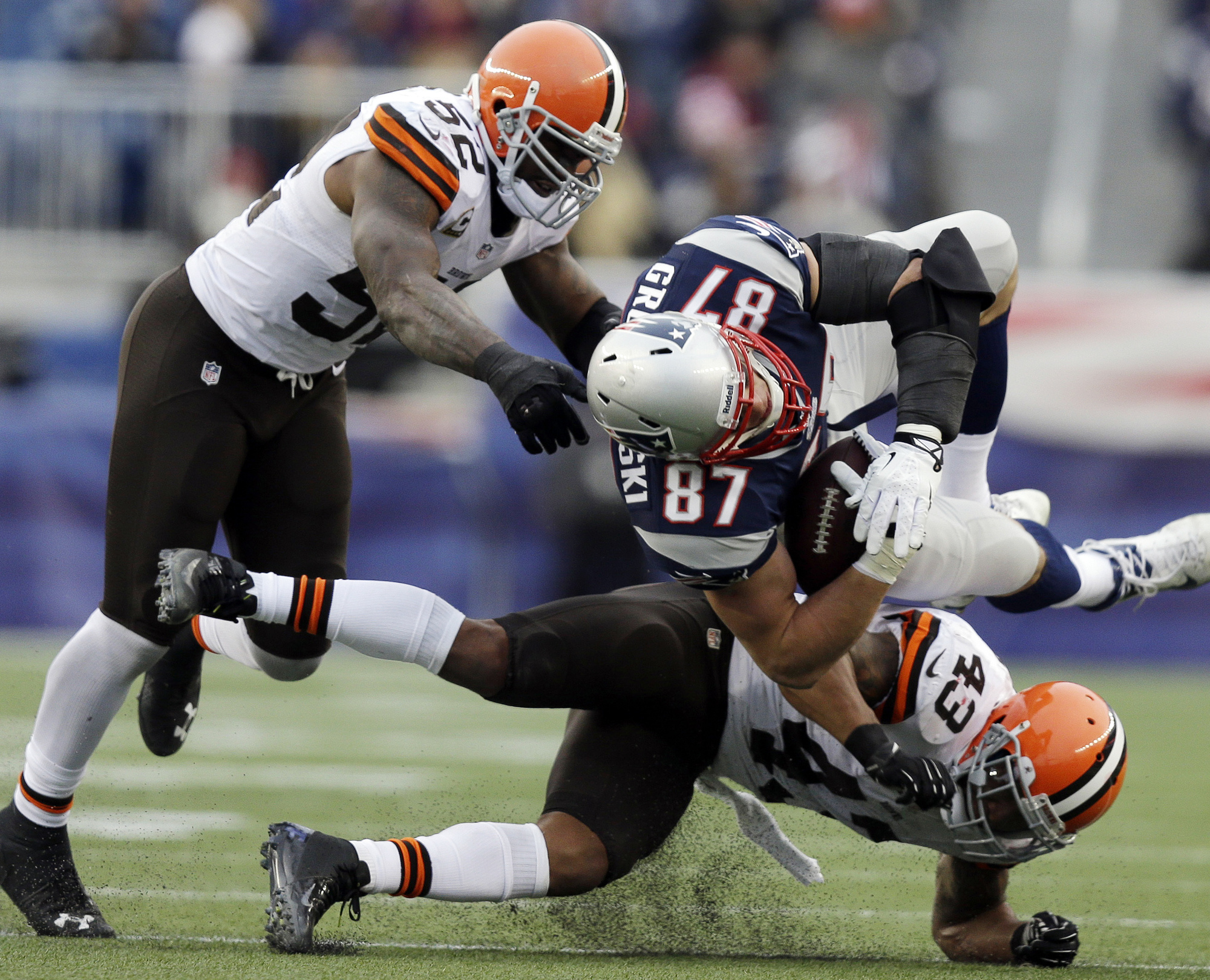 football is a dangerous sport Many nfl football players will have permanent brain damage from repeated concussions and head injuries in conclusion, football is a dangerous sport where concussions are very common and can lead to brain damage.